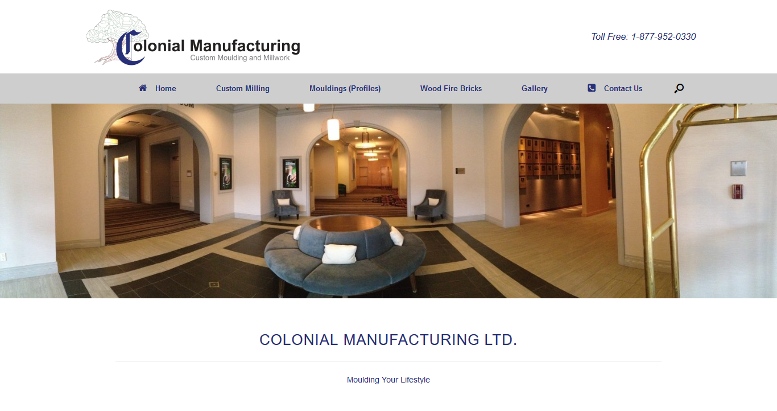Colonial Manufacturing Ltd