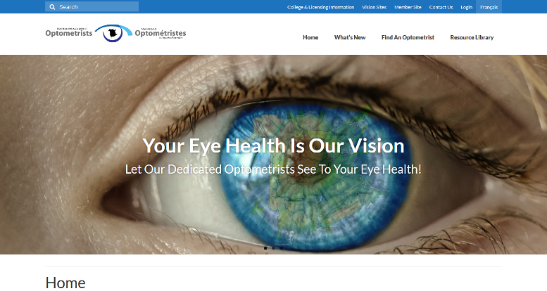 New Brunswick Association of Optometrists